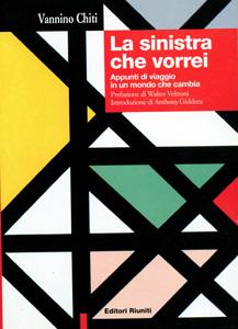 Book Cover: La sinistra che vorrei