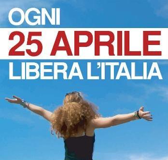 La Liberazione deve unire tutti noi, buona festa a tutti