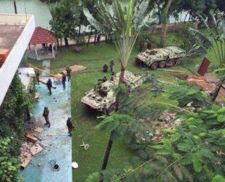 Sgomento per l'attentato a Dacca