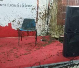 Solidarietà e vicinanza a Enrico Rossi