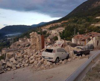 Il Blog – Prendiamo un impegno, una volta per tutte la messa in sicurezza dell'Italia