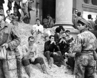 Alluvione di Firenze, ci fu una grande opera di solidarietà, recupero, ricostruzione