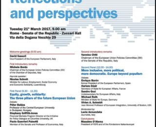 Intervista per Unità Tv – Alla Ricerca di una differente Europa. Riflessioni e Prospettive