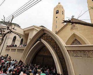 Attentati alle chiese Copte, sgomento e tristezza
