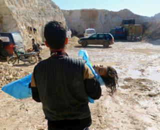 Siria. Chiti: crimini di guerra contro cittadini e bambini