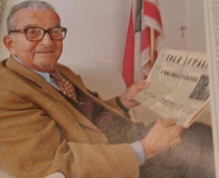 Grazie a Umberto Stefani, è stato un grande dirigente