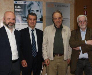 La morte di Aldo Moro e la fine della politica come comprensione dell'altro. Il confronto tra Chiti e Matulli nel primo appuntamento promosso da Tv Prato e Toscana Oggi