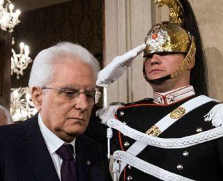 Siamo con il Presidente Mattarella nel difendere le prerogative assegnate dalla Costituzione – Appello